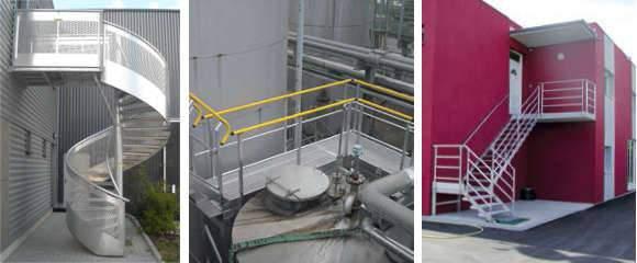 Fabrication d'escalier sur mesure en Alsace