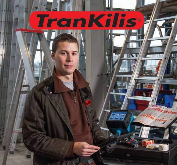 Service trankilis, vérification et maintenance d'équipement d'accès en hauteur