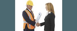 Conseil et assistance dans le matériel du bâtiment