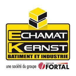 Echamat Kernst, entreprise du groupe Fortal spécialiste de l'accès en hauteur