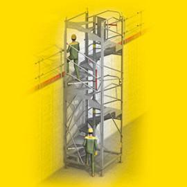 Tour d'accès pour tous vos chantiers