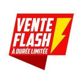 Ventes Flash d'une durée de 2 semaines